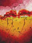2010 Tree iv painting