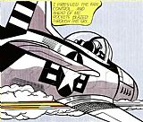 2010 Whaam 1 roy lichtenstein painting
