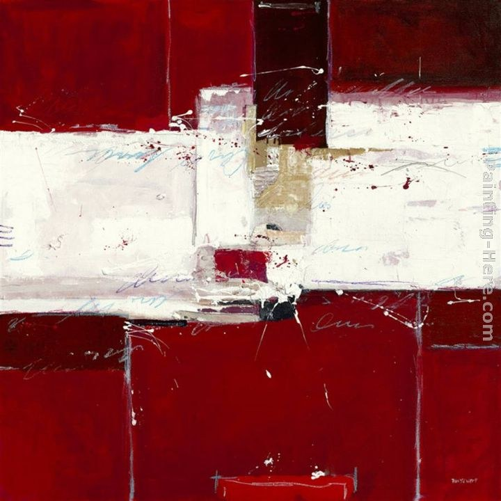 2011 Red Abstract II