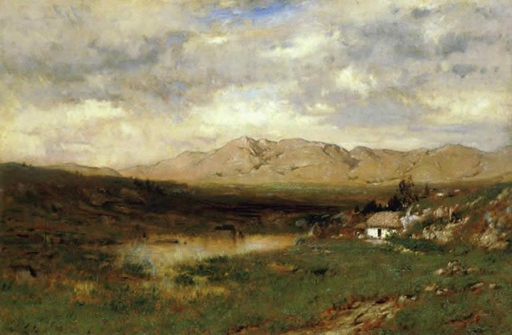 Alexander Helwig Wyant View in County Kerry