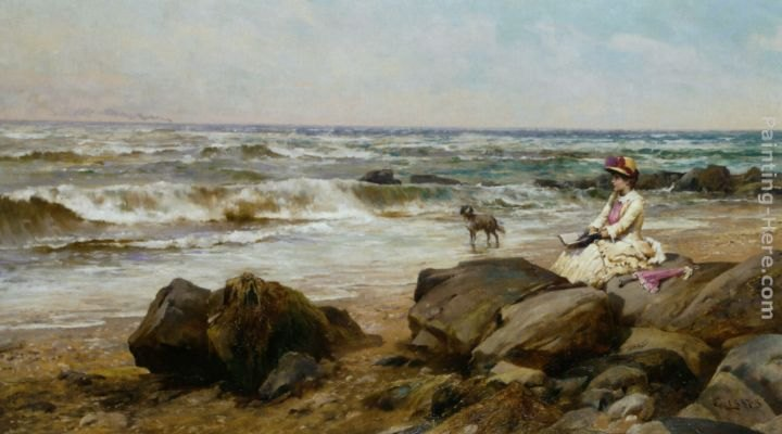 Alfred Glendening Far Away Thoughts