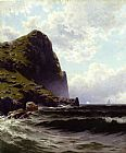 Alfred Thompson Bricher Brundith Head_ Grand Manan painting