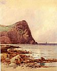 Alfred Thompson Bricher Rocky Coast painting