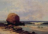 Alfred Thompson Bricher Seascape painting