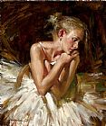 Andrew Atroshenko Thoughts before the Dance painting