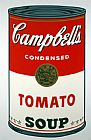 Still Life paintings - Tomato Soup by Andy Warhol