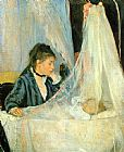 Berthe Morisot The Cradle painting