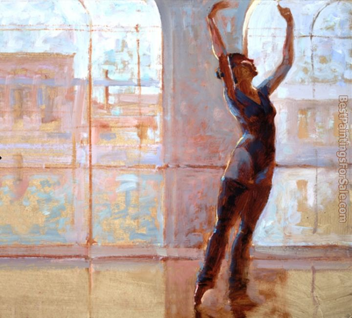 Brent Lynch Dancer in Light