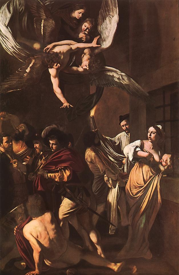 Caravaggio The Seven Acts of Mercy