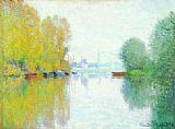 Autumn on the Seine, Argenteuil