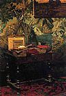 Claude Monet Corner of a Studio painting