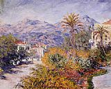 Strada Romana in Bordighera