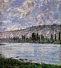 Claude Monet The Seine at Vetheuil 5 painting