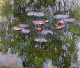 Claude Monet Water-Lilies 23 painting