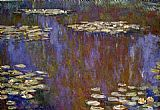 Claude Monet Water-Lilies 28 painting