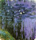 Claude Monet Water-Lilies 29 painting