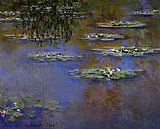 Claude Monet Water-Lilies 33 painting