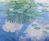 Claude Monet Water-Lilies 37 painting