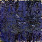 Claude Monet Water-Lilies 40 painting