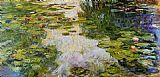Claude Monet Water-Lilies 42 painting