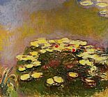 Claude Monet Water-Lilies 47 painting