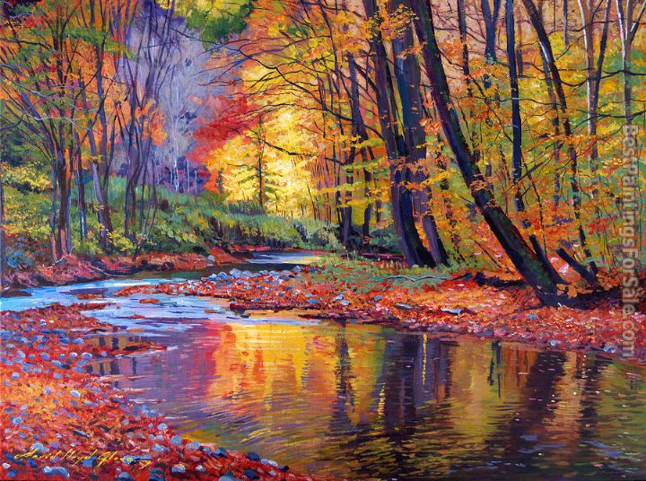 David Lloyd Glover Autumn Prelude