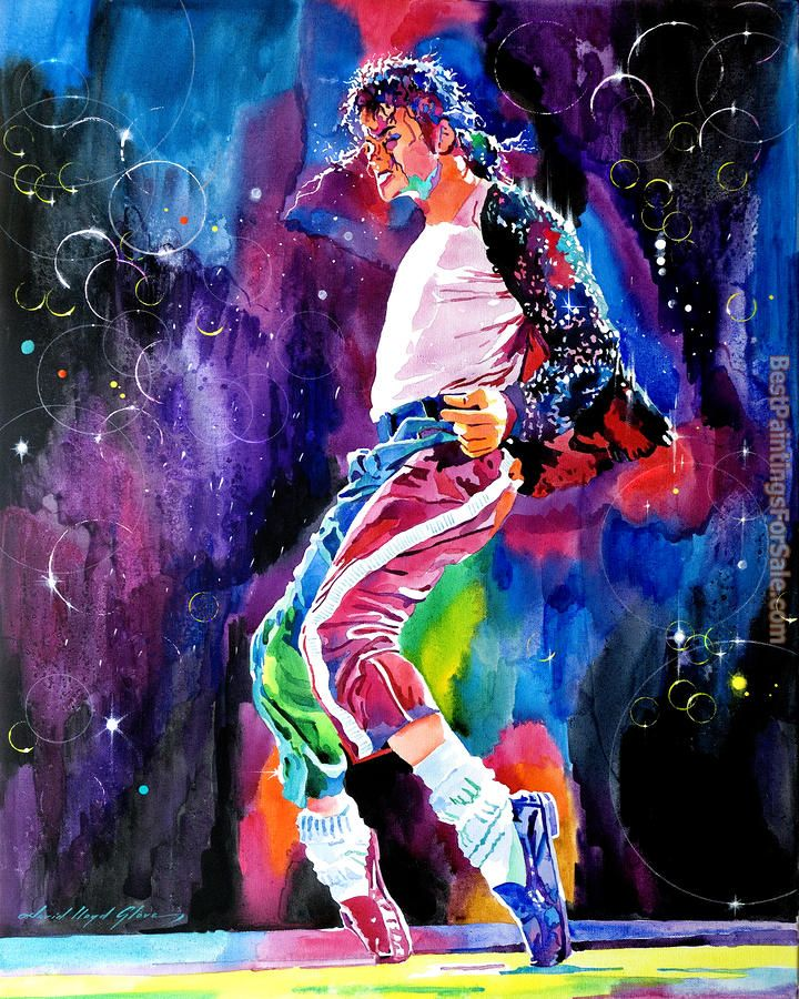 David Lloyd Glover Michael Jackson Dance