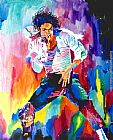 David Lloyd Glover Michael Jackson Wind painting