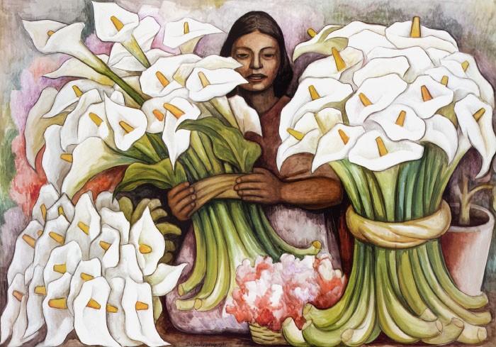 Diego Rivera - Page 4 Vendedora%20de%20Alcatraces%20(Salesman%20of%20Gannets)