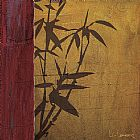 Don Li-Leger Modern Bamboo I painting