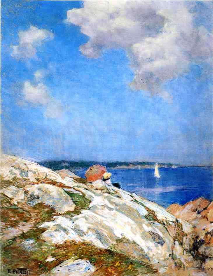 Edward Henry Potthast Cape Ann Coast