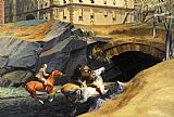 Edward Hopper Bridle Path painting