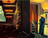 Edward Hopper New York Movie painting