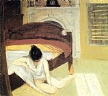 Edward Hopper Summer Interior painting