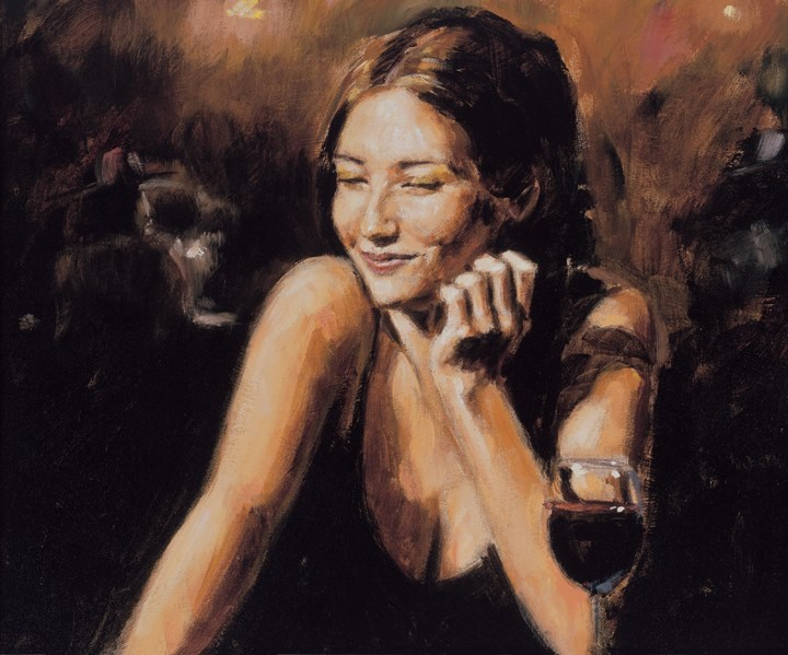 Fabian Perez selling pleasures ii