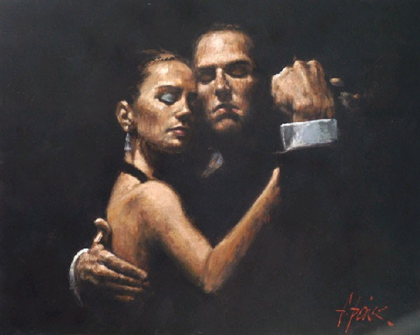 Fabian Perez the face of tango ii