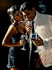 Fabian Perez The Proposal iv painting