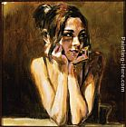 Fabian Perez lucy painting