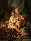 Francois Boucher Toilet of Venus painting