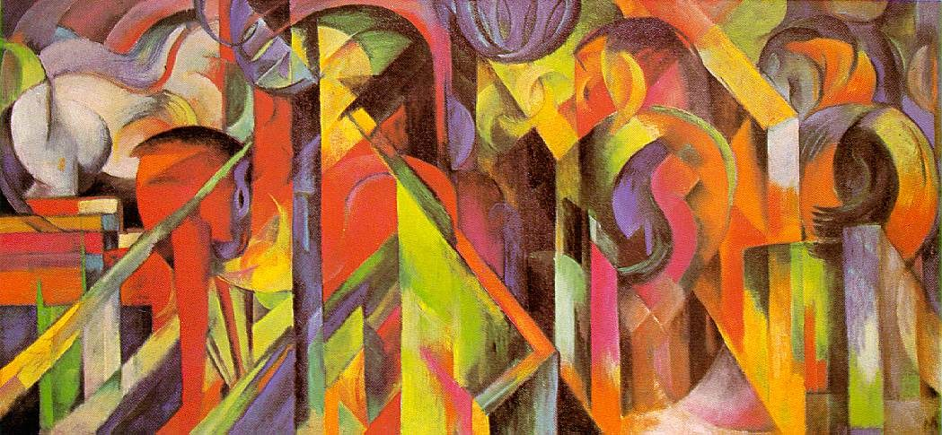 Franz Marc Stables