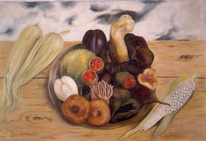 Frida Kahlo Fruits of the Earth