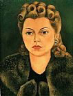 Frida Kahlo Portrait of the Senora Natasha Gelman painting