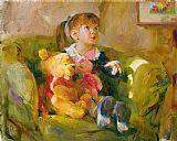 Garmash Telling Stories painting