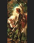 George Frederick Watts Sir Galahad painting