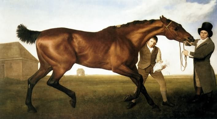 George Stubbs Hambletonion