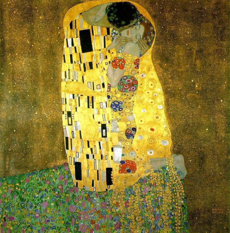gustav klimt the kiss painting best paintings for sale
