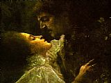 Gustav Klimt Love painting