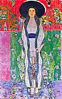 Gustav Klimt Portrait of Adele Bloch Bauer painting