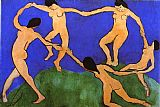Henri Matisse La Danse first version painting