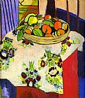 Henri Matisse Still Life with Oranges painting